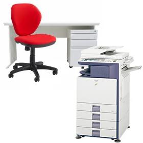 オフィス家具買取例